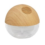SICHER ECOSYSTEM Moon Air Purifier [BT-108WLN] - Pinewood